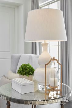 Gearing – Living Room @ A Well Dressed Home