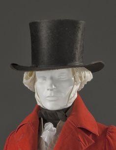 Tuttle Hat Cap Manufacturer, Man's Top Hat Look at that brim! 1880s Fashion, Steampunk Fashion, Victorian Fashion, Vintage Fashion, Steampunk Cosplay, Victorian Era, Mode Masculine, Victorian Gentleman, European Dress