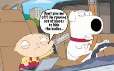 Stewie Griffin...