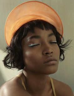 Erzulie Dantor by Katja Mayer for Never Underdressed June 2014 Model: Genesis Vallejo