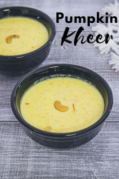 Pumpkin kheer recipe - Pumpkin is called kaddu in Hindi, so it is kaddu ki kheer recipe. There are two method of making kaddu ki kheer. First is using grated pumpkin. I am sharing this method today. Second is using cooked, mashed pumpkin.The difference is in the texture. The kheer made with this recipe has some texture aka bite of kaddu in it. While made with mashed pumpkin will give you smooth texture. Navratri Recipes, Kulfi Recipe, Clarified Butter Ghee, Food Festival, Indian Food Recipes, Food To Make, Smooth, Vegetarian