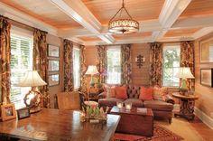 Portfolios | Todd Richesin Interiors, LLC:  THIS is cozy.