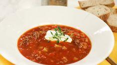 Österrikisk gulasch   Recept från Köket.se Curry, Ethnic Recipes, Food, Inspiration, Goulash, Biblical Inspiration, Curries, Essen, Meals
