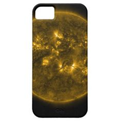 Sun Solar Flares iPhone 5 Covers