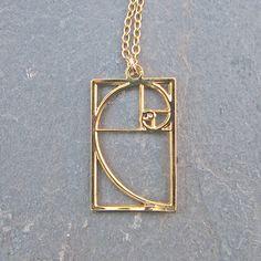Fibonacci necklace