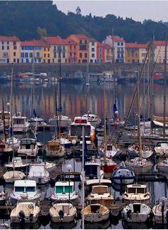 Port Vendres, Languedoc-Roussillon, France