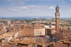 #Siena, Tuscany. the city of the famous Palio Festival, has preserved its glorious medieval past.  The old center of Siena has been declared a World Heritage Site by UNESCO. Visit our page on Twitter: https://twitter.com/SunTuscanyTours