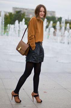 Burnt Orange Paris | Street Fashion | Street Peeper | Global Street Fashion and Street Style