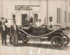 Model T Ford Forum: 1917 MODEL T HOWE FIRE TRUCK