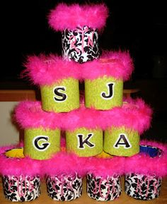 sarcrafty: DIY Cutesy Koozie - No boa