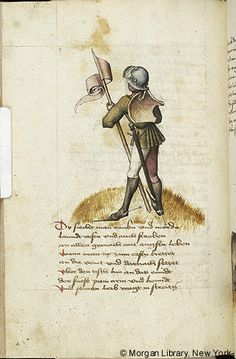 Literary, MS M.763 fol. 112v - Images from Medieval and Renaissance Manuscripts - The Morgan Library & Museum