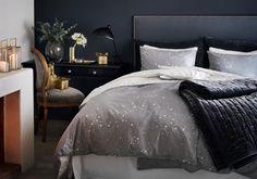 Bettwäsche von H&M Home - interior design ideas Decor, Interior, Dream Decor, Home Bedroom, Bedroom Interior, Home Decor, Bedroom Inspirations, Interior Design, Interior Design Bedroom