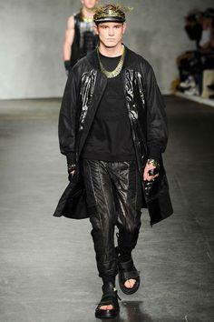 Spring 2015 Menswear London KTZ