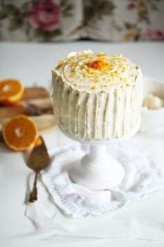 Matcha Tea Cake | Frau Zuckerstein
