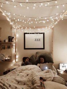Room Ideas Bedroom, Small Room Bedroom, Modern Bedroom, Master Bedroom, Contemporary Bedroom, Decor Room, Bedroom Furniture, Master Suite, Bedroom Inspo