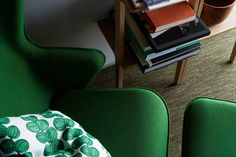 Swedese - Norma easy chair by Roger Persson