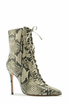 booties online shopping for Schutz Anaiya Bootie (Women) from top store. See new offer for Schutz Anaiya Bootie (Women) Leather Booties, Ankle Booties, Bootie Boots, Shoe Boots, Leather Shoes, Fashion Heels, Fashion Boots, Kimono, Designer Boots