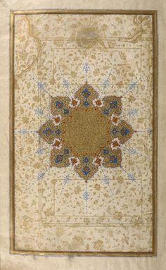Tarjumah-i Shâhnâmah [Translation of Shâhnâmah ...ca. 1026