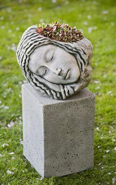 Medium Art Garden Pedestal