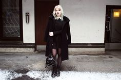 Get this look: http://lb.nu/look/8125788 More looks by Thelma Malna: http://lb.nu/thelma #edgy #gothic #grunge