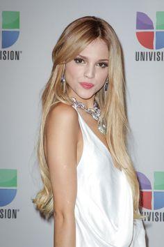 Eiza Gonzalez #luscious #hair #blonde