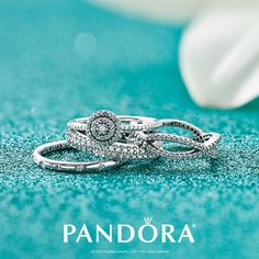 It may be summer, but layering is still in! Create your first ring stack or refresh one you already have during our July ring event, happening July 7-17! Purchase any two PANDORA rings, and receive another one for free! * Visit www.BeCharming.com for details