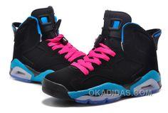 "http://www.okadidas.com/girls-air-jordan-6-retro-south-beach-black-dynamic-bluewhitevivid-pink-super-deals-pmxsy.html GIRLS AIR JORDAN 6 RETRO ""SOUTH BEACH"" BLACK/DYNAMIC BLUE-WHITE-VIVID PINK SUPER DEALS PMXSY : $88.00"