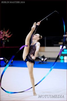 Sabina Ashirbaeva (Kazakhstan), World Cup 'Berlin Masters' 2016