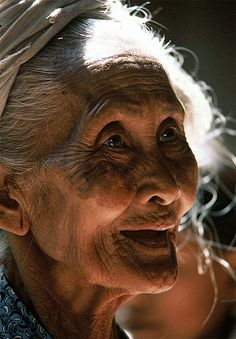 Beautiful Balinese woman