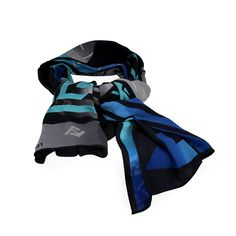 This Fendi scarf is sure to make the best fashion accessory in your closet. Fendi Scarf, Silk Shawl, Cool Style, Scarves, How To Make, How To Wear, Fashion Accessories, Luxury, Closet