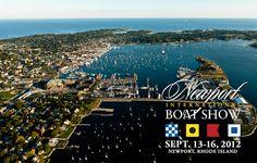 Newport International Boat Show: 9/13-16
