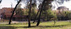 Vista de la cárcel de Carabanchel. Madrid, 26 de octubre de 2008 - Portal Fuenterrebollo