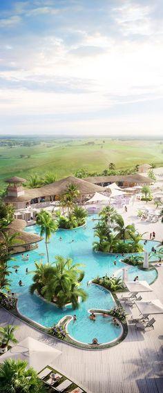 Sands of Therme: peste 600 de palmieri, 40 de măslini, terenuri de fotbal și volei și un Concept Beach Club | The Trends