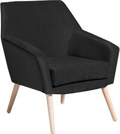 Max Winzer® Stuhlsessel »Alan« im Retrolook für 369,99€. Frei im Raum stellbar, Cocktailsessel in hochwertiger Verarbeitung bei OTTO