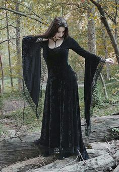 Gothic: J'adore les manches!!