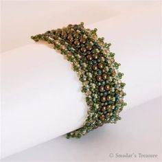 Beading Tutorial - Pearls of Faith Bracelet -