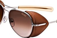 Leather Side Shields for Sunglasses : 7 Steps (with Pictures) Instructables - Goggle - Ideas of Goggle Proof Sunglasses, Luxury Sunglasses, Stylish Sunglasses, Cheap Sunglasses, Steampunk Sunglasses, Cool Glasses, Rectangle Sunglasses, Sunglass Frames, Swag