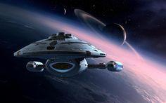 My current wallpaper [Star Trek: Voyager] - Imgur