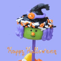 #halloween #holidays #cakepop