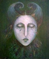 `Lady Peacock` by Sandra Gotautaite