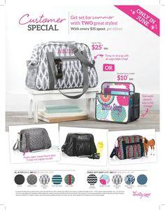 June Special.  Ask me how to get yours!!! #joyfulltotesandjewels