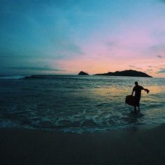 Surfer Andrea Cega chases sunsets in Mazatlán, Mexico! #GoPro #GoProMX #Surf #Sunset