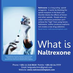 is naltrexone dangerous