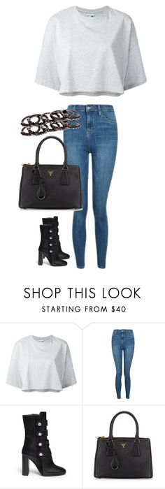 """""""Untitled #2929"""" by officialnat on Polyvore featuring Puma, Topshop, Isabel Marant, Prada and Free Press"""