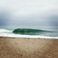 Empty Beach Break