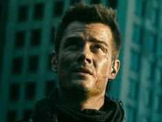 Josh Duhamel, I mainly just love him as Captain Lennox in the Transformers…
