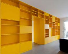 The ''Yellow'' Renovation by Pedro Varela & Renata Pinho | Yatzer