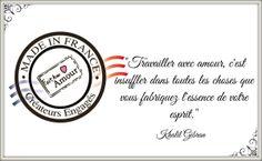 Les Notes Collantes positives - La BQP pour Made In France Créateurs Engagés