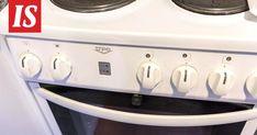Lieden nupit keräävät likaa itseensä helposti. Siksi ne tulisi puhdistaa usein. Martini, Washing Machine, Laundry, Home Appliances, Laundry Room, House Appliances, Appliances, Martinis, Laundry Rooms