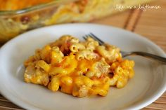 Macaroni and cheese is one of those comfort foods most everyone loves. Maybe because it reminds us of being kids. Or maybe because it's cheesy covered pasta, which is the most comforting food I can think of.    I love that Macaroni and cheese is a dish you can eat... Read More »